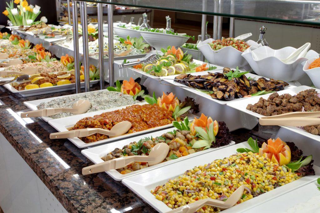 Lợi ích của dịch vụ nấu tiệc tại dành cho các công ty